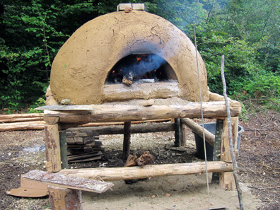 Oven. Photograph: KW.