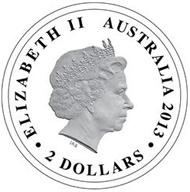 Australia / 2 AUD / silver .999 / 0.5g / 11.60mm / Design: Tom Vaughan / Mintage: unlimited.
