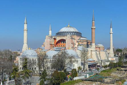 Turkey Mosques And Churches a Church Then a Mosque