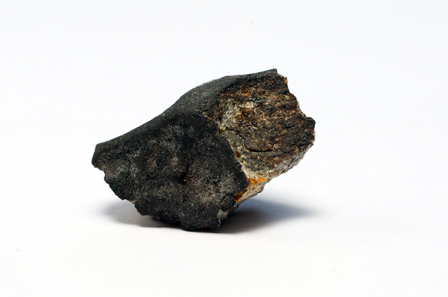 Piece of the Chelyabinsk meteorite. Source: Coin Invest Trust.