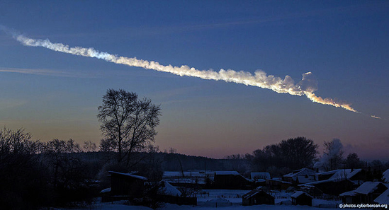 The meteorite. Photo: Alex Alishevskik / http://creativecommons.org/licenses/by-sa/2.0/deed.de.