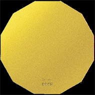 Pure Gold Dodecagon Medal. / 20g / 30mm / Mintage: 600.