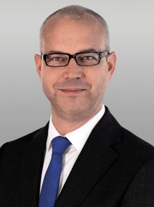 Johannes Linden is the new head of Schuler's Systems Division. Source: Schuler.