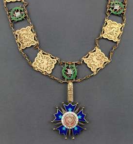 Guatemala, Order of the Quetzal, Collar.