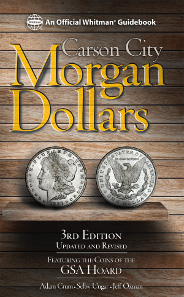Adam Crum, Selby Unger, and Jeff Oxman, Carson City Morgan Dollars, 3rd edition. Full color, hardcover, 6 x 9 inches. ISBN 079484227-5. 136 pages. Retail $24.95 U.S.