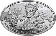 Poland. 10 Zloty, Mint of Poland / Warsaw, design: Robert Kotowicz, date of issue: July 1st, 14,4 g silver 925/1000, diameter 32 mm (oval); mintage: 60.000.