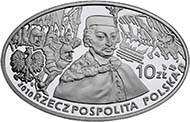 Poland. 10 Zloty, Mint of Poland / Warsaw, design: Robert Kotowicz, date of issue: July 1st, 2010, 14,4 g silver 925/1000, diameter 32 mm (oval); mintage: 60.000.