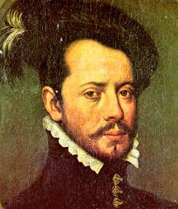 Hernán Cortés. Source: Wikicommons.
