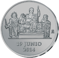 Medal / Silver .925 / 27 g / 40 mm / Mintage: unlimited.