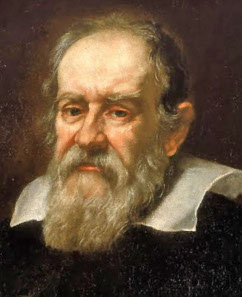 Justus Sustermans, Portrait of Galileo Galilei, 1636. Source: Wikicommons.