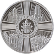 Lithuania/ Silver 925/ 22 g/ 37 mm/ Designer: Giedrius Paulauskis/ Mintage: up to 500.