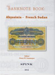 Owen W. Linzmayer, The Banknote Book. Spink / London 2014. 22 x 28 cm. 2355 pp., color illustrations throughout, 3 vols. Hardback, stitchbinding. ISBN 978-1-907427-40-4. £60 each or £150 (complete set).
