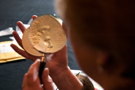 United Kingdom's smallest and largest coins go on trial | News