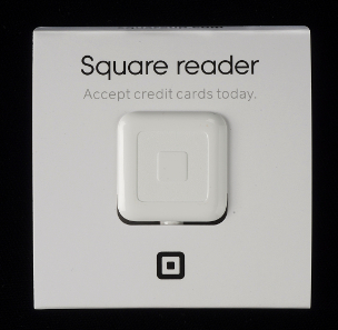 Square Reader. Image courtesy of the National Museum of American History.
