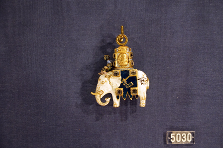 Order of the Elephant after 1693. Photo: UK.