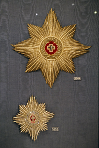 Order of the Dannebrog. Photo: UK.