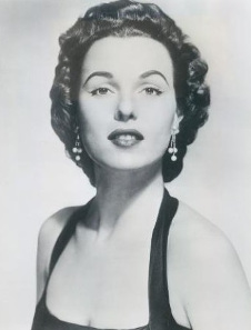 Bess Myerson in 1957.