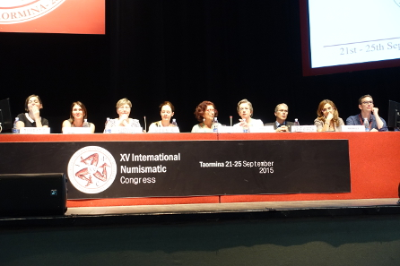 The panel of the Round Table