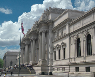 Metropolitan Museum of Art, New York. Photograph: Arad / https://creativecommons.org/licenses/by-sa/3.0/deed.en