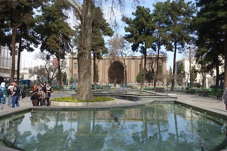 National Museum of Iran. Photo: KW.