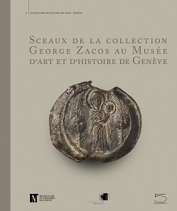 Maria Campagnolo-Pothitou and Jean-Claude Cheynet, Sceaux de la Collection George Zakos - Collections Byzantines du MAH - Genève. Milan 2016. 24 x 28.5 cm. Hardcover with jacket. 524 pages with 840 color illustrations. ISBN 978-88-7439-707-5. 100 euros.