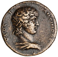 Bronze Coin, Ancyra, AD 138-161. ID 1944.100.62226. © Photo: American Numismatic Society.