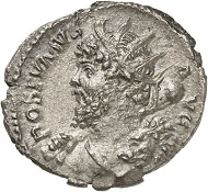 Antoninianus, Cologne, 1st half of 268. Bust of Postumus, heroically nude, with lion skin and shouldered club l. Rev. HERCVLI ROMANO AVG bow, club, quiver. From the forthcoming Jacquier Auction 42 (16.9.2016), Lot 572. Extremely fine. Estimate: 3,000 euros.
