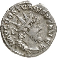 Antoninianus, Cologne, late 268. Rev. C C A A COS IIII (= Colonia Claudia Augusta Agrippinensium) Moneta. From the forthcoming Jacquier Auction 42 (16.9.2016), Lot 598. Very fine. Estimate: 1,500 euros.