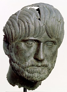 Portrait Head of a Bearded Man. Roman, mid-3rd century. Bronze. SBMA, Gift of Wright S. Ludington.