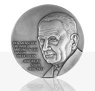 The 2016 Andreas Stihl Medal of the