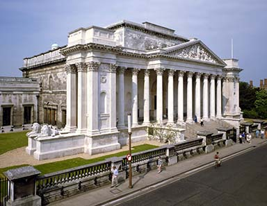 The Fitzwilliam Museum. Image: Fitzwilliam Museum.