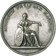 Finland. Alexander I (1801-1825). Silver medal 1817 by F. Tolstoi on the 300th anniversary of the Reformation. Estimate: 750 euros. From Künker sale 297 (September 27, 2017), No. 3170.
