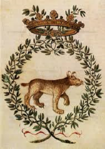 The Lynx symbol of the Academy membership.