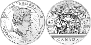 "Canada was the winner in the category ""Silver Coin of the Year""."