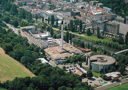 The company site of Allgemeine at German Pforzheim. Photo: © Allgemeine.