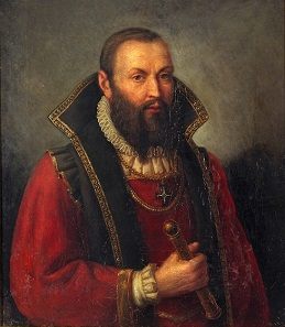 Gotthard Kettler, the first duke of Kurzeme and Zemgale (1561-1587).