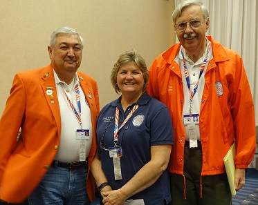The organiser of the FUN: Cindy Wibker with her team. Photo: UK.