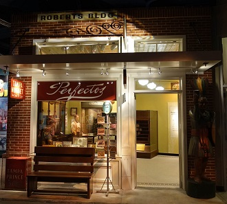 Historic cigar shop at the Tampa Bay History Centre in close vicinity to the event. Photo: UK.