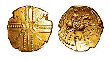 Anarevitos gold stater.