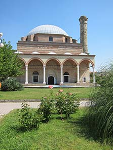 Mosque of Sinan. Photograph: KW.