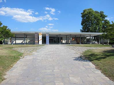 Archaeological Museum in Thessaloniki. Photograph: KW.