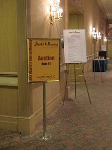 The auctions play a decisive role as well. Photograph: UK.