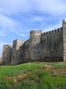 Crusader's castle. Photo: UK.