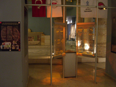 The coin exhibition of Gaziantep. Photo: UK.