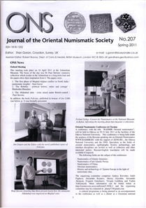 A recent edition of the Society's Journal.