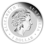 Australia / 1 AUD / 1oz 999 silver / 31.135 g / 40.60 mm / Design: Aleysha Howarth / Mintage: 10,000.