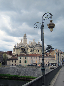 The Périgueux Cathedral. Photo: KW.