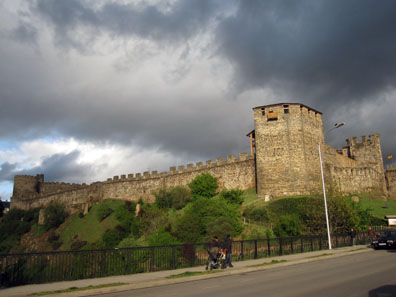 The castle in Ponferrada covers an unbelievable 16,000 square metres. Photo: KW.
