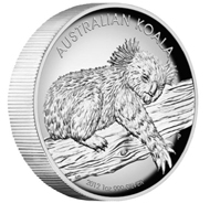 Australia / 1oz 999 silver / 31.135 g / 32.60 mm / Design: Aleysha Howarth / Mintage: 10,000.