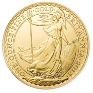 Great Britain / 1oz 0.999 gold / 31.1035 g / 38.61 mm / Design: Philip Nathan (reverse), Ian Rank-Broadley FRBS (obverse).